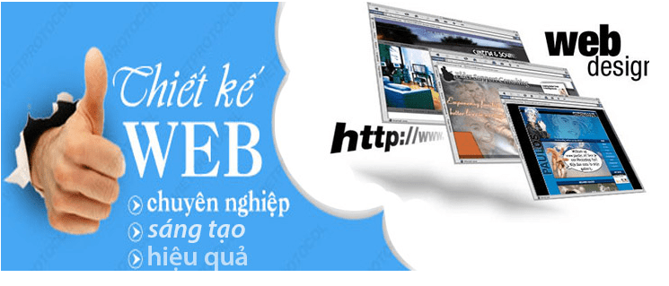 Đơn vị làm website uy tín